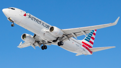 A picture of N992AN - Boeing 737823 - American Airlines - © Davin Amy