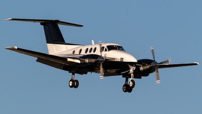 A picture of N24JD - Beech F90 King Air - [LA134] - © Alex Crail