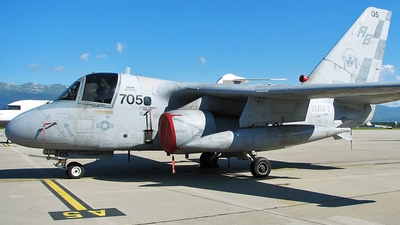 159744 - Lockheed S-3B Viking - United States - US Navy (USN)