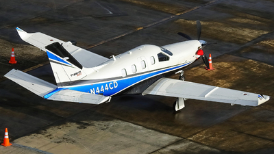 A picture of N444CD - Socata TBM930 - [1166] - © Omar Zapata