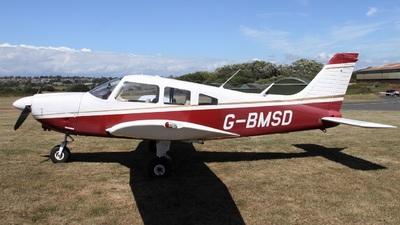 G-BMSD - Piper PA-28-181 Archer II - Private