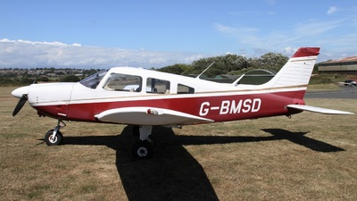 A picture of GBMSD - Piper PA28181 - [287690070] - © Ian Johnson