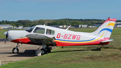 G-BZWG - Piper PA-28-140 Cherokee Cruiser - Private