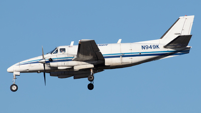 N949K - Beech 99A Airliner - Ameriflight