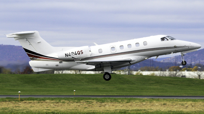 N424QS - Embraer 505 Phenom 300 - NetJets Aviation