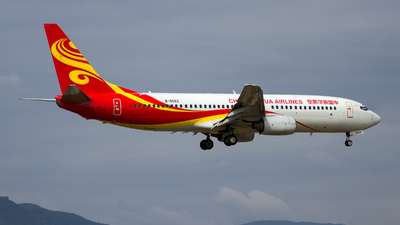 B-5082 - Boeing 737-883 - China Xinhua Airlines