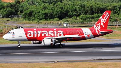 HS-BBT - Airbus A320-216 - Thai AirAsia