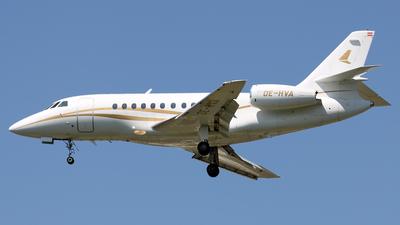 OE-HVA - Dassault Falcon 2000 - International Jet Management