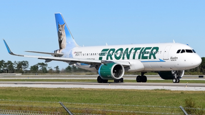 N337FR - Airbus A320-251N - Frontier Airlines