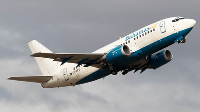 A picture of C6BFD - Boeing 7375H6 - Bahamasair - © Azillion 737