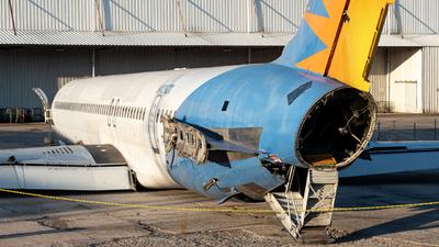 N429ZX - McDonnell Douglas MD-83 - Untitled
