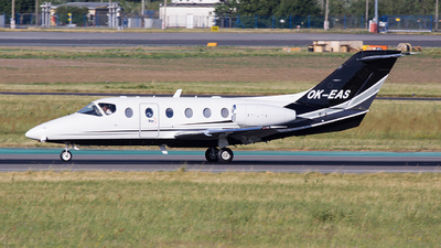 OK-EAS - Beechcraft 400A Beechjet - Time Air