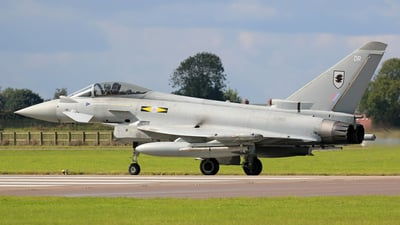 ZJ912 - Eurofighter Typhoon FGR.4 - United Kingdom - Royal Air Force (RAF)