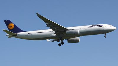 D-AIKK - Airbus A330-343 - Lufthansa