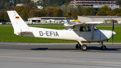 D-EFIA - Reims-Cessna F152 - Private