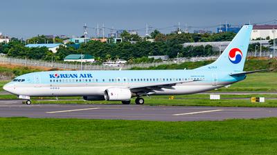 HL7717 - Boeing 737-9B5 - Korean Air