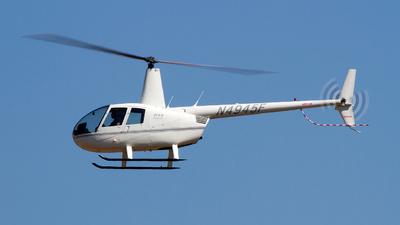 N4945F - Robinson R44 Raven II - Private