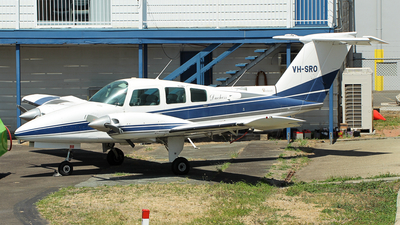 VH-SRO - Beechcraft 76 Duchess - Aero Club - Royal Queensland