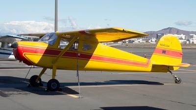 N9433A - Cessna 140A - Private
