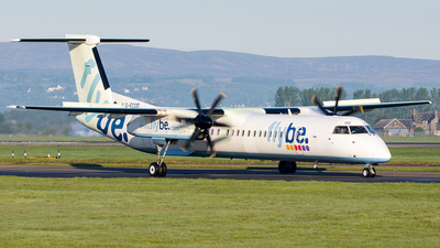 G-ECOD - Bombardier Dash 8-Q402 - Flybe