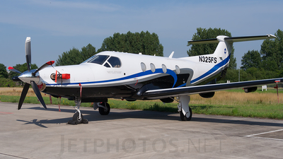 N325FS - Pilatus PC-12/47 - FLIR Systems Aviation