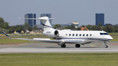 N559FF - Gulfstream G650ER - Private