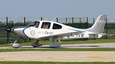 ZS-PVW - Cirrus SR22 - Private