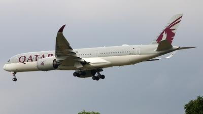 A picture of A7ALI - Airbus A350941 - Qatar Airways - © Angga PR