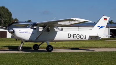 D-EGOJ - Reims-Cessna F152 - Flugschule Jesenwang