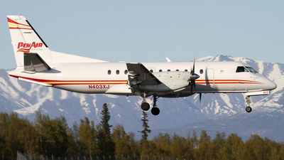 N403XJ - Saab 340B+ - Penair