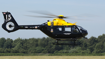 ZM515 - Airbus Helicopters H135M Juno HT.1 - United Kingdom - Defence Helicopter Flying School