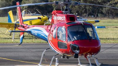 VH-HQO - Aérospatiale AS 350BA Ecureuil - Aerotech Helicopters