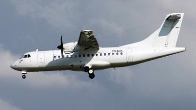 C9-SOL - ATR 42-300 - Solenta Aviation