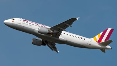 D-AIPZ - Airbus A320-211 - Germanwings