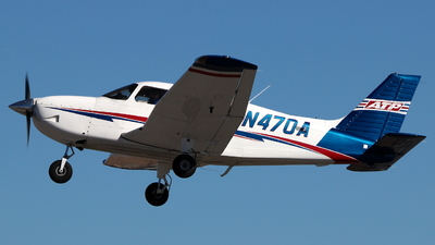 N470A - Cessna 402C - ATP Flight School
