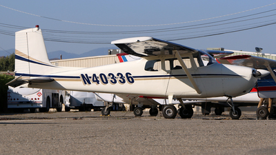 N40336 - Cessna 172 Skyhawk - Private
