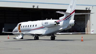 N2G - Gulfstream G200 - Private