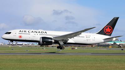 A picture of CGHPQ - Boeing 7878 Dreamliner - Air Canada - © PAUL QUINN