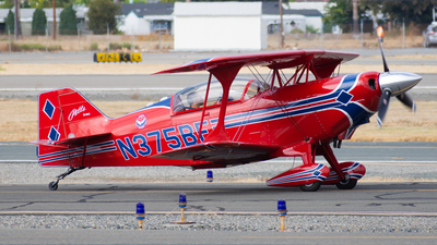 N375BF - Aviat S-2C Pitts Special - Private