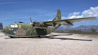54-0610 - Fairchild C-123K Provider - United States - US Air Force (USAF)