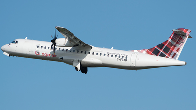 A picture of GFBXB - ATR 72600 - Loganair - © Ian McGregor