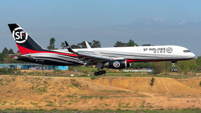 A picture of B1231 - Boeing 757223(PCF) - SF Airlines - © TPS00