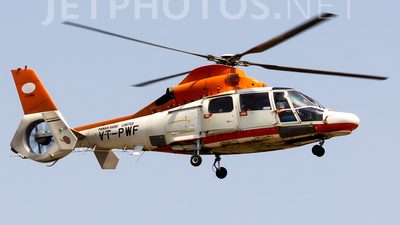 VT-PWF - Aérospatiale SA 365N Dauphin 2 - Pawan Hans Helicopters