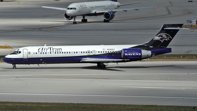 N946AT - Boeing 717-2BD - airTran Airways