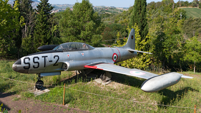 MM54-1602 - Lockheed T-33A Shooting Star - Italy - Air Force