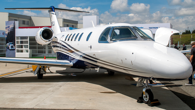 N215CJ - Cessna 525 Citation CJ4 - Cessna Aircraft Company