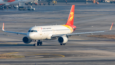 A picture of B1811 - Airbus A320214 - Capital Airlines - © Yan Shuai
