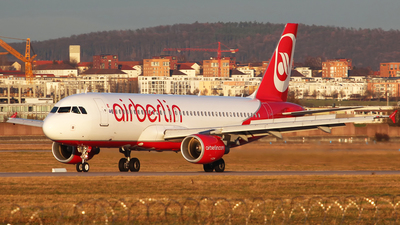 D-ABFU - Airbus A320-214 - Air Berlin