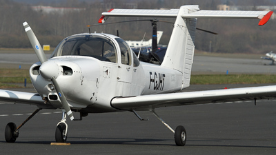 F-GJHT - Piper PA-38-112 Tomahawk - Private