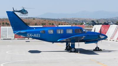 SX-AEI - Piper PA-31 Navajo B - Private